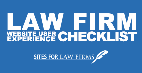 Law Firm Website User Experience